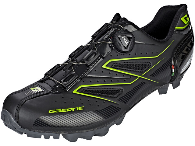 Gaerne Carbon G.Hurricane MTB Cycling Shoes Men black